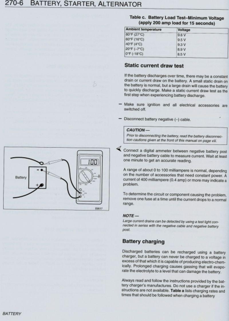 Battery Drain - Pelican Parts Forums