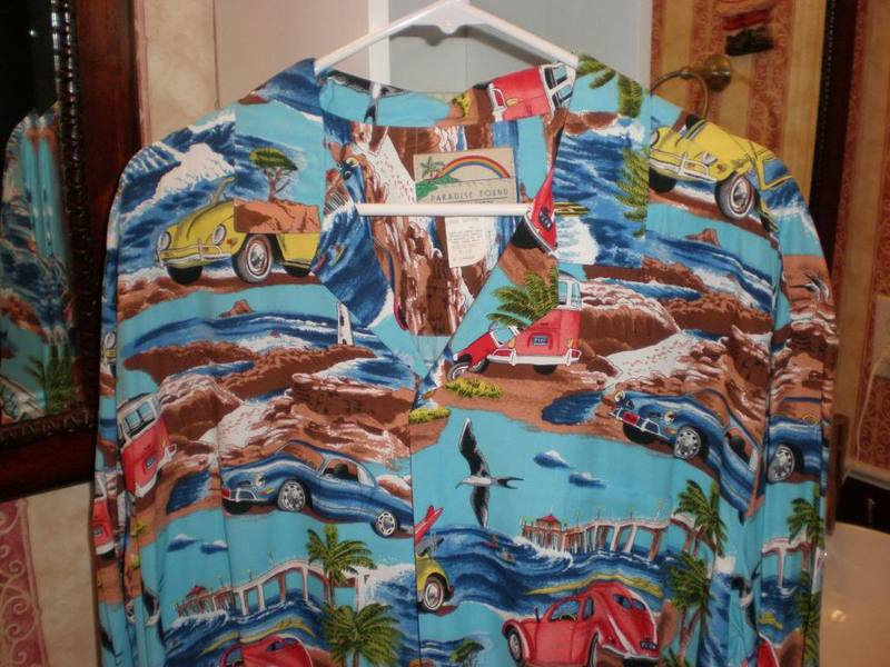 Porsche Themed Hawaiian Shirts Pelican Parts Forums