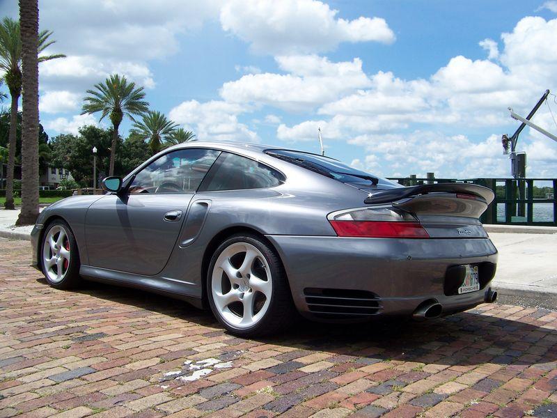 Fs 2001 Porsche 911 996 Twin Turbo Tiptronic Pampered