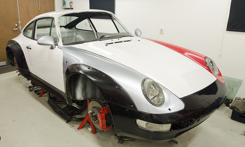 911 targa 993 coupe rsr project the hulk pelican parts technical bbs. Black Bedroom Furniture Sets. Home Design Ideas