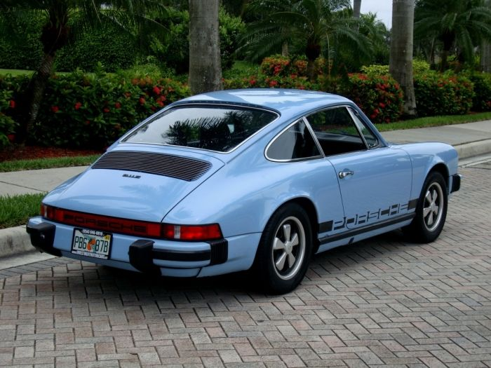 1974 porsche 911s non sunroof coupe olympic blue hot rod pelican parts forums. Black Bedroom Furniture Sets. Home Design Ideas