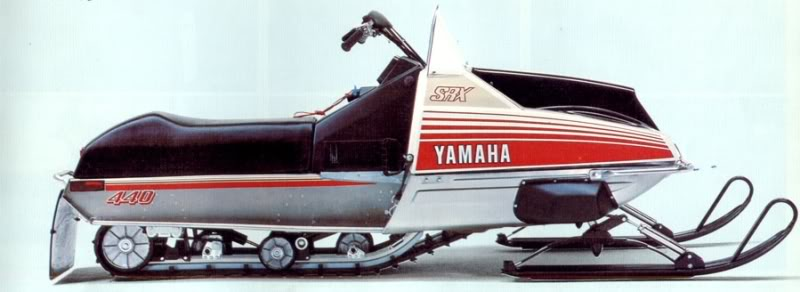 Random transportation pictures page 1438 pelican parts for Yamaha 440 snowmobile engine