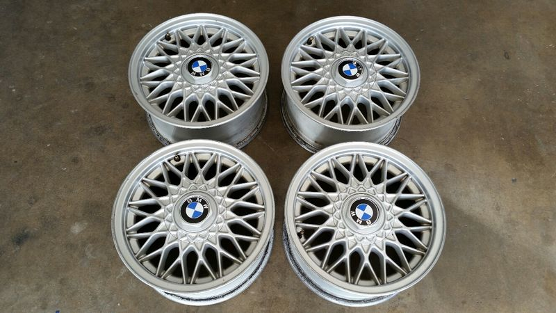 Bmw E30 Bbs 14 Quot Wheels 325is 318is Pelican Parts Forums