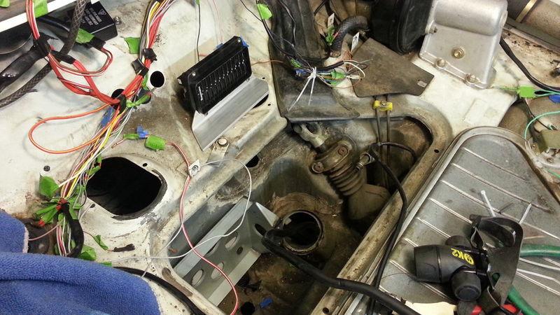 location of fuel pump relay porsche 993 porsche ignition