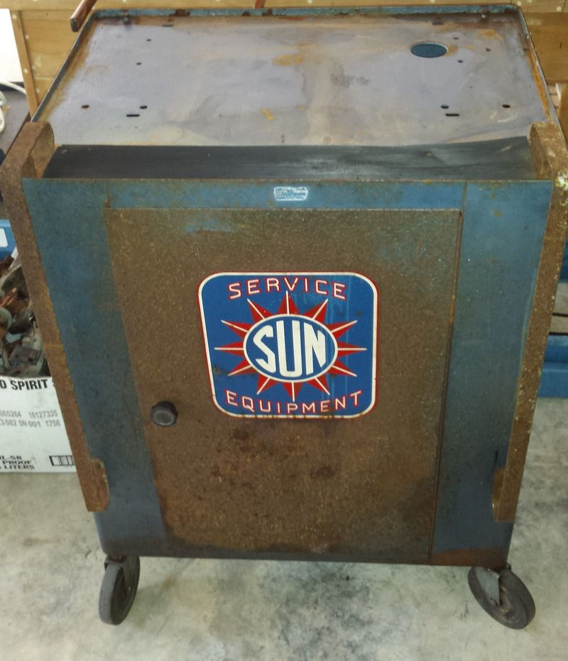 sun distributor machine craigslist