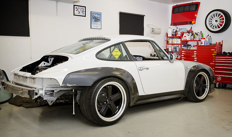 911 Targa 993 Coupe Rsr Project The Hulk Pelican Parts Technical Bbs