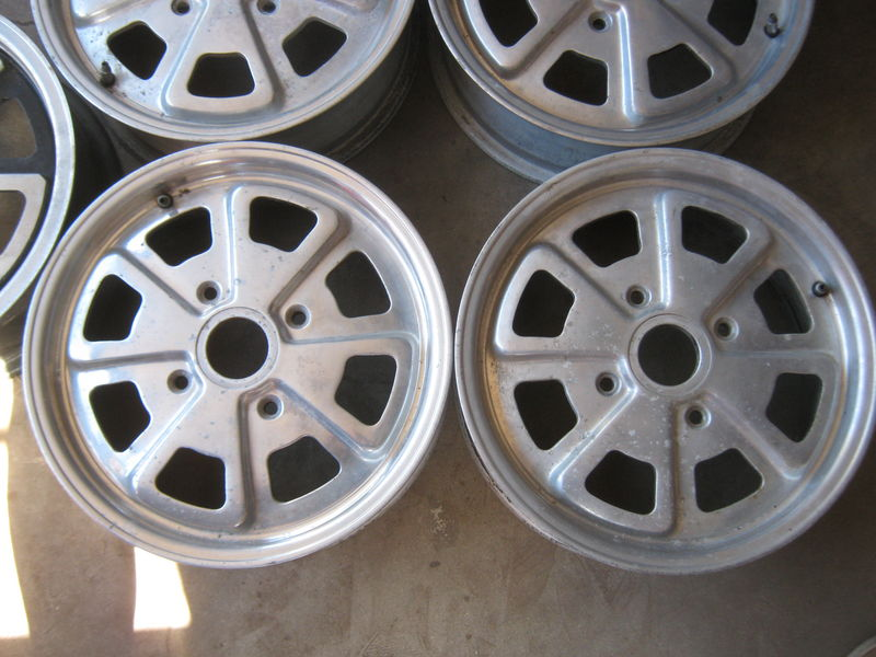 Porsche 914 2 0 Liter Fuch Alloys Wheels Pelican Parts