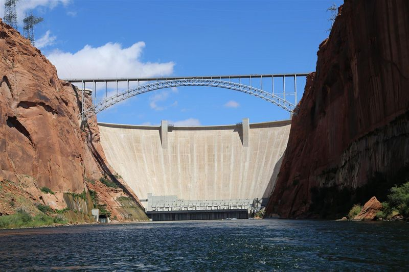 canyon dam asian single men Don't drive through, stay awhile for rafting, hiking and exploring check out 7 things to do in page arizona on your way to or from the grand canyon.