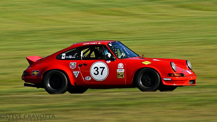 1971 Porsche 911 S Vintage race car, twin plug, fully