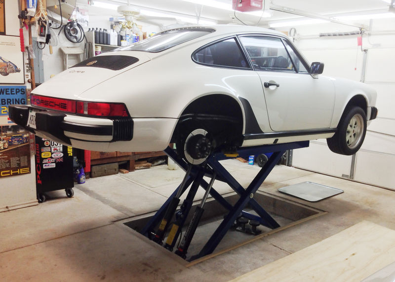 Best Car Lifts For Home Use
