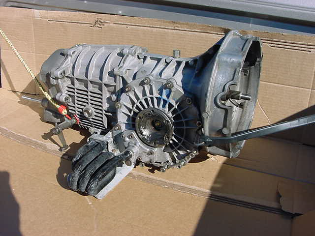 how to build a c4 transmission for drag racing