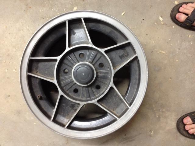 Vintage Ats 6155 Wheel Set Pelican Parts Forums