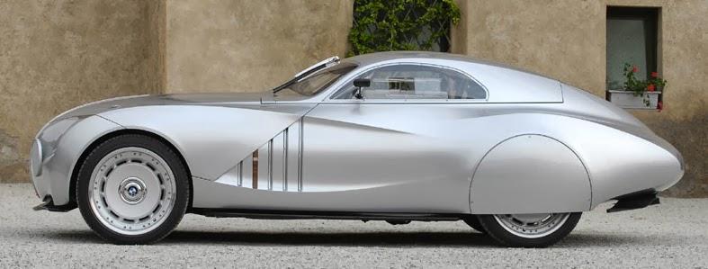 Interesting Aerodynamic Cars Mike Vetter S Etv Also
