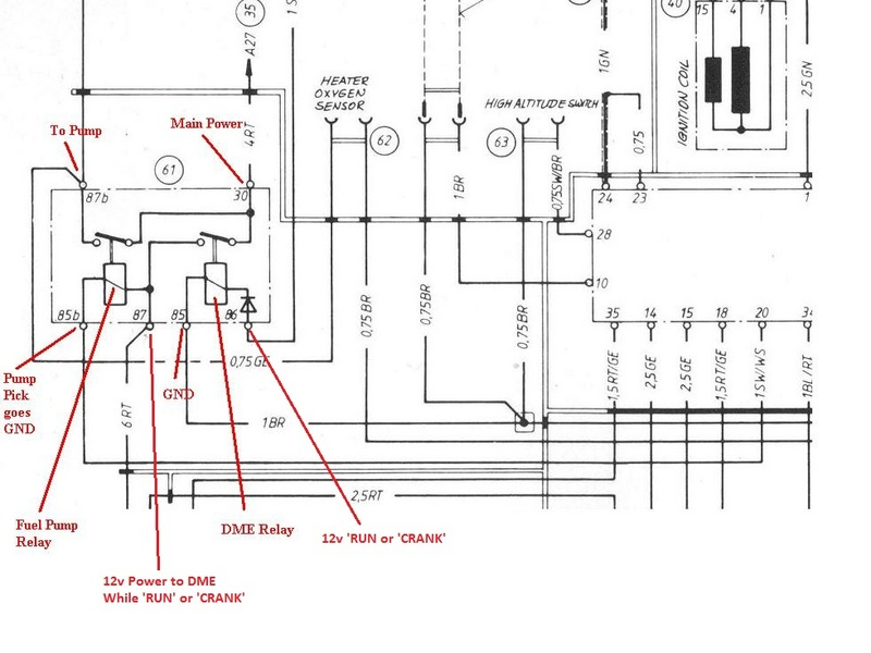 power window  power seat circuits crossed  - page 2