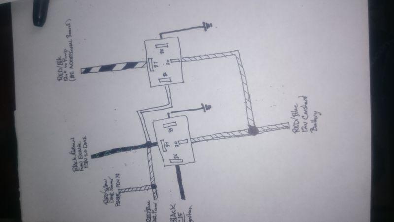 fuel pump relay bypass pelican parts forums. Black Bedroom Furniture Sets. Home Design Ideas