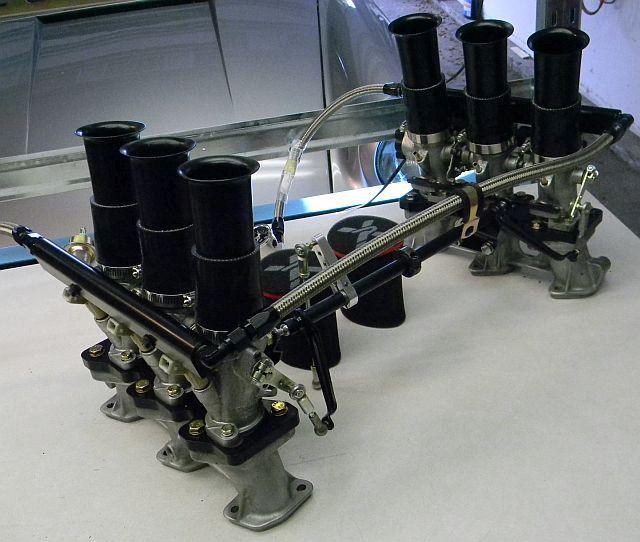Porsche 911 Engine Test Stand: The Next Big Thing....3.0 EFI/ITB W/Rasant Engine