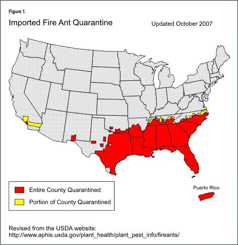 us south is under quarantine bad news for red states
