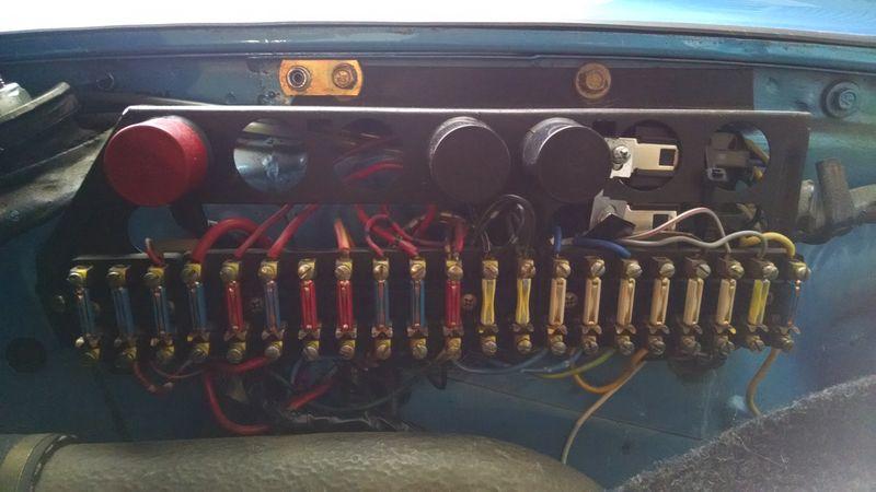 Fuseboxpcar on Porsche Wiring Diagrams