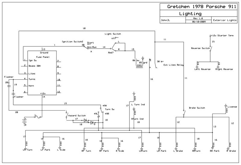 porsche 911 installing wiring harness porsche 911 battery elsavadorla