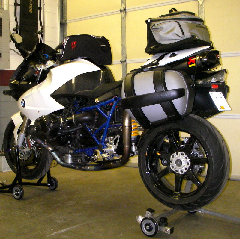 Bmw Hp2 Sport: Question For HP2 Sport Owners