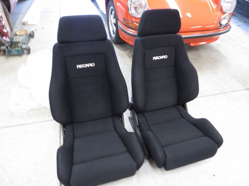 Period Recaro Ls Seats New Pelican Parts Technical Bbs