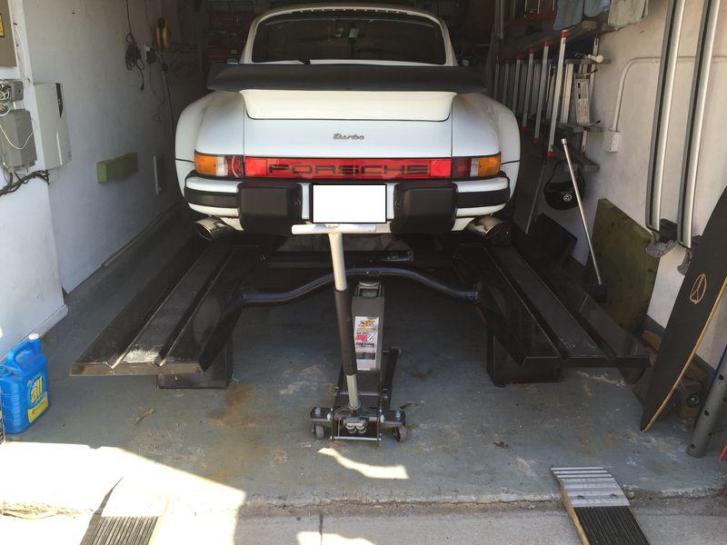 Home Garage Lift >> Kwiklift for Sale - Pelican Parts Forums