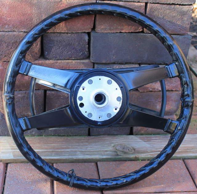 914/912/911 Steering Wheel