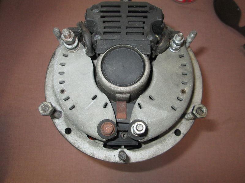 Alternator Wiring Connections