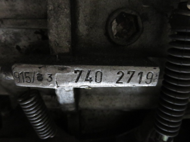915 Transmission Serial Number Ranges Pelican Parts