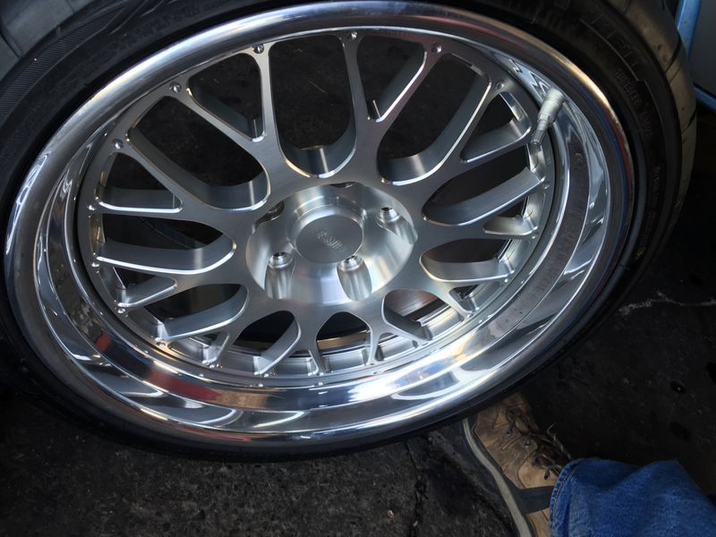 Fikse Wheels 19 X 9 Amp 11 5 996 997 Turbo Pelican Parts