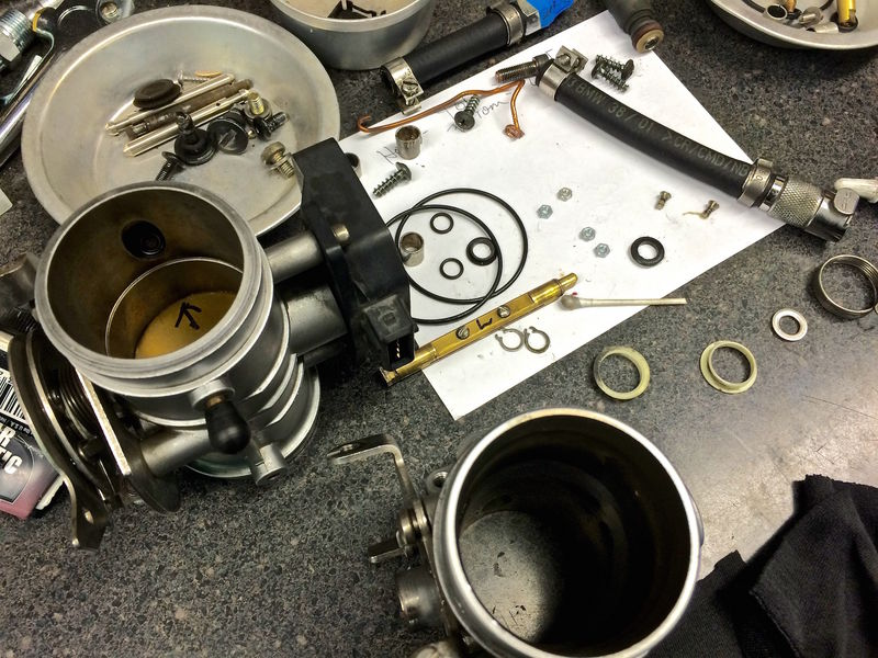 Throttle Body rebuild - Page 2 - Pelican Parts Forums
