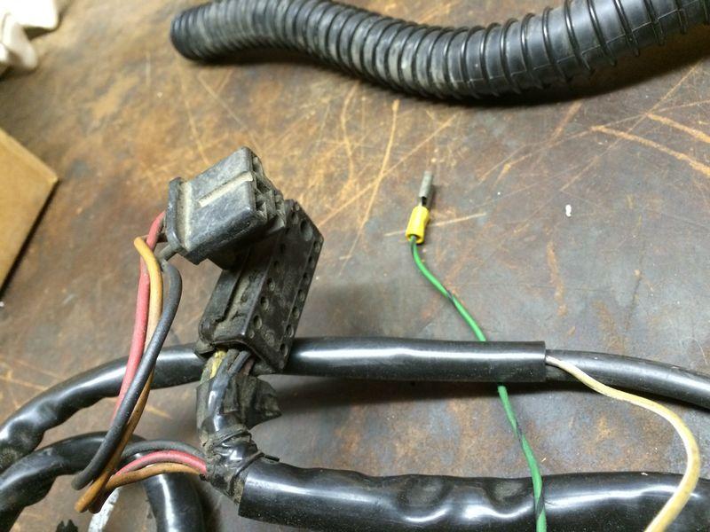 914-6 Wiring Harness