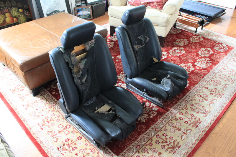 Fs Early 1970 S Porsche 911 Recaro Sport Seats Need
