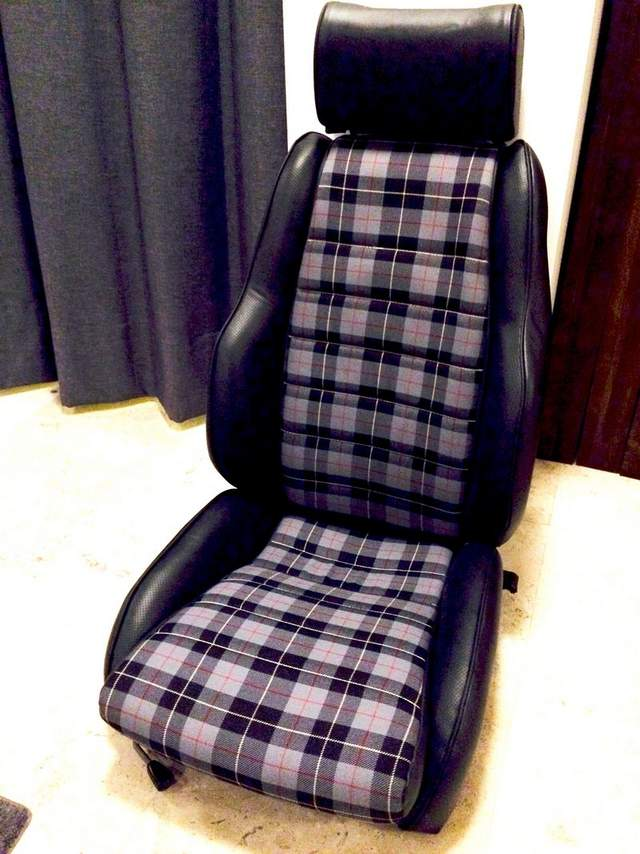 Tartan Plaid Seats And Door Panels Page 2 Pelican