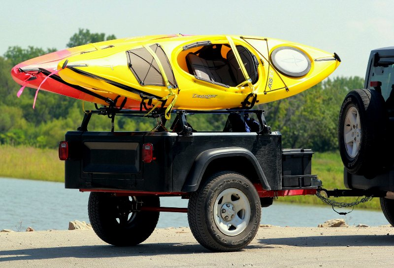 Expedition, bug out, camping trailer - Pelican Parts Forums