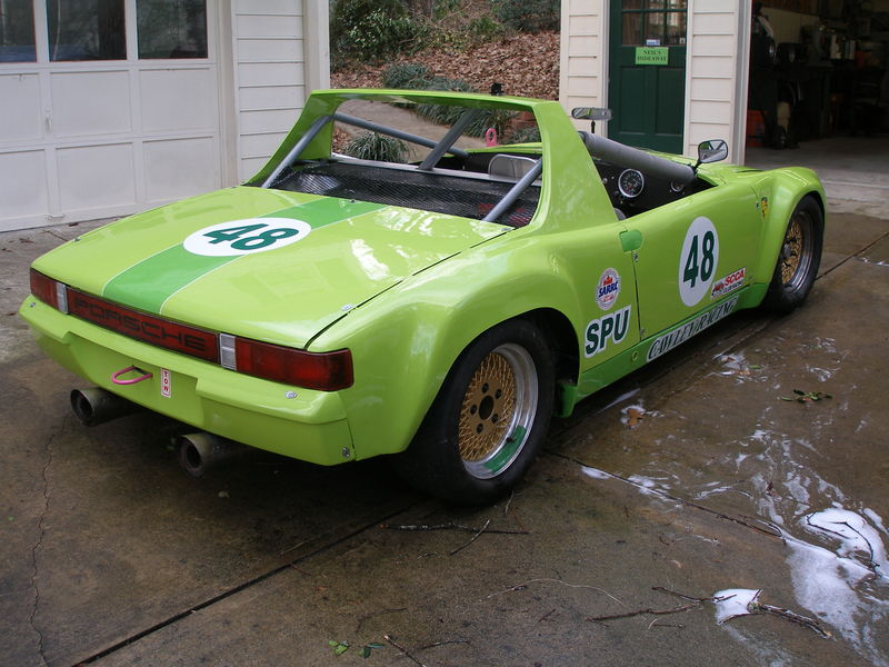 Goodyear Racing Tires >> 914-6 RHD Race Car - Pelican Parts Forums