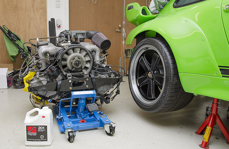 911 Targa 993 Coupe RSR project The hulk Page 2