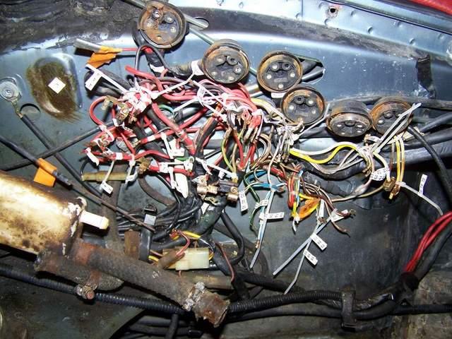 Wiring Diagram Type 911 E 911 S By Kxf18264