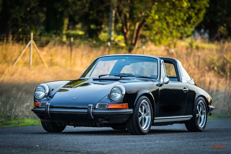 1971 porsche 911 e targa conda greeen pelican parts technical bbs. Black Bedroom Furniture Sets. Home Design Ideas