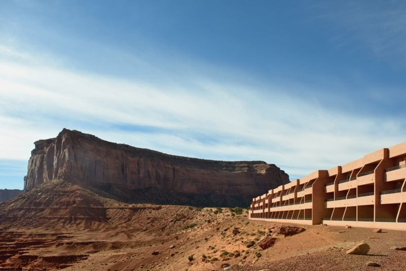 The View Hotel Monument Valley Rooms