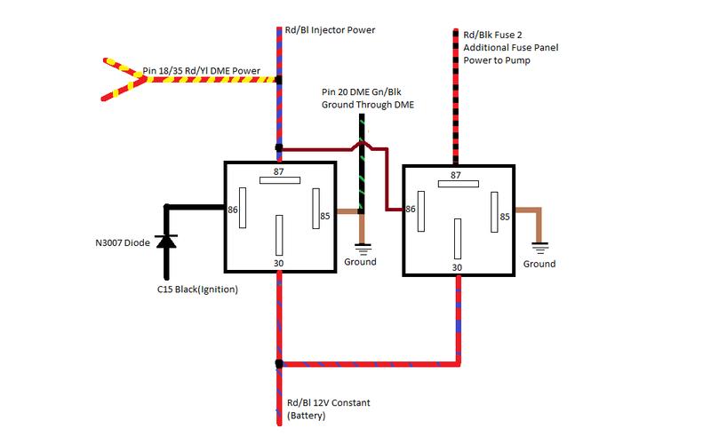 [GJFJ_338]  Fuel pump relay bypass - Pelican Parts Forums | Porsche 944 Dme Relay Wiring Diagram |  | the Pelican Parts Forum!