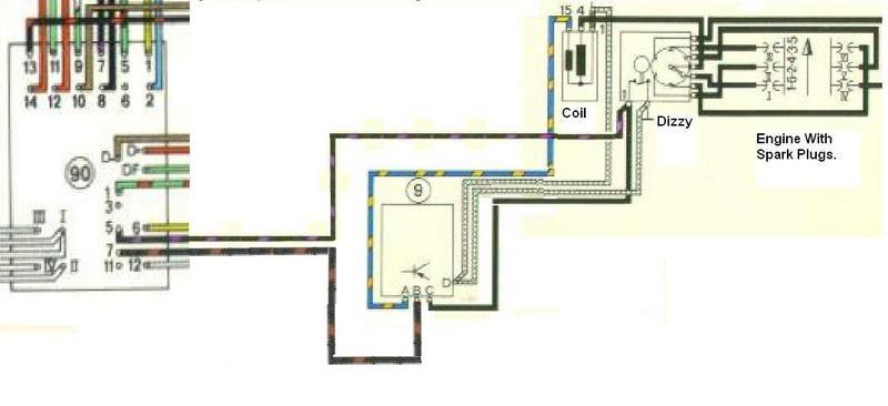porsche relay board diagram porsche image 2 7 engine swap pelican parts technical bbs on porsche 914 relay board diagram