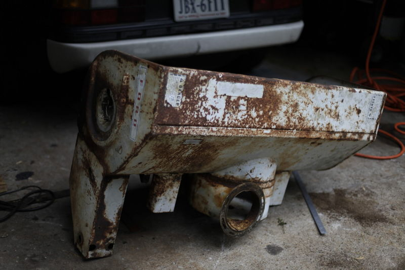 Ford Snow Thrower Parts : Thinking of repowering my ford lgt garden tractor and i