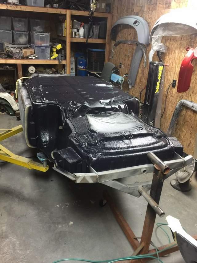 1969 911S restoration - Page 3 - Pelican Parts Forums