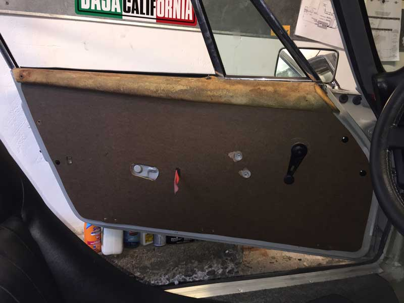 I used the padding from the original door panel then the vinyl Iu0027d sourced at a local automotive vinyl place here in san Diego. (I bought 3 yards for about ... & DIY RSR Door Panels and Interior Refresh. - Pelican Parts ... pezcame.com