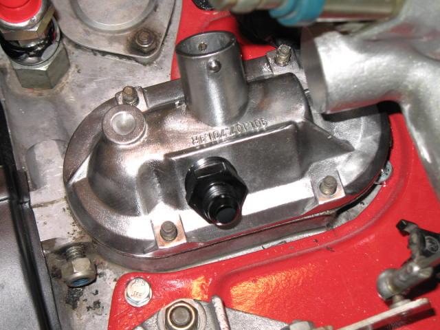 930 turbo scavenge pump on SC engine? - Pelican Parts Forums