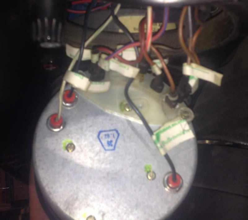 Speedometer wiring repair 83 SC - Pelican Parts Forums