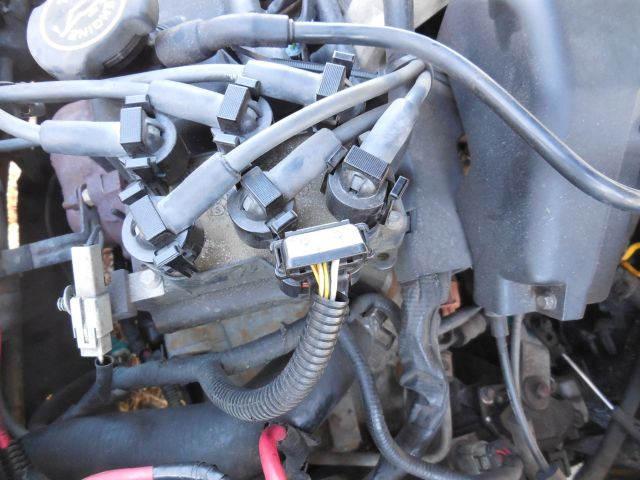Help Please With Diagnoses 1999 Ford Taurus Intermittent Nostart Rhforumspelicanparts: 2000 Ford Taurus Ignition Coil Location At Gmaili.net