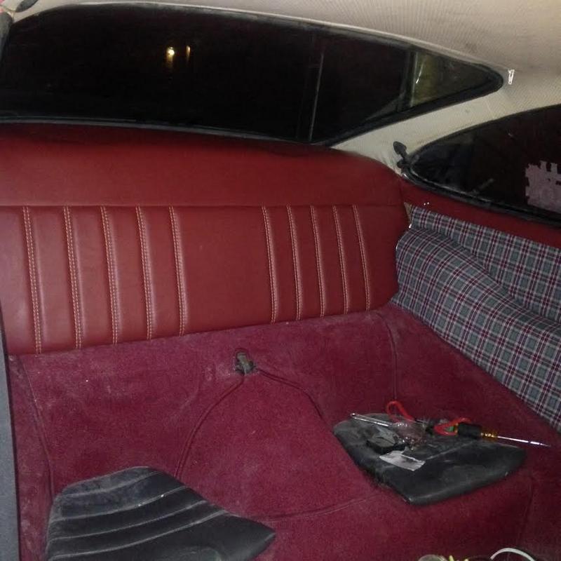 2004 Lexus Sc Interior: Red Leather With Dark Blue Exterior?
