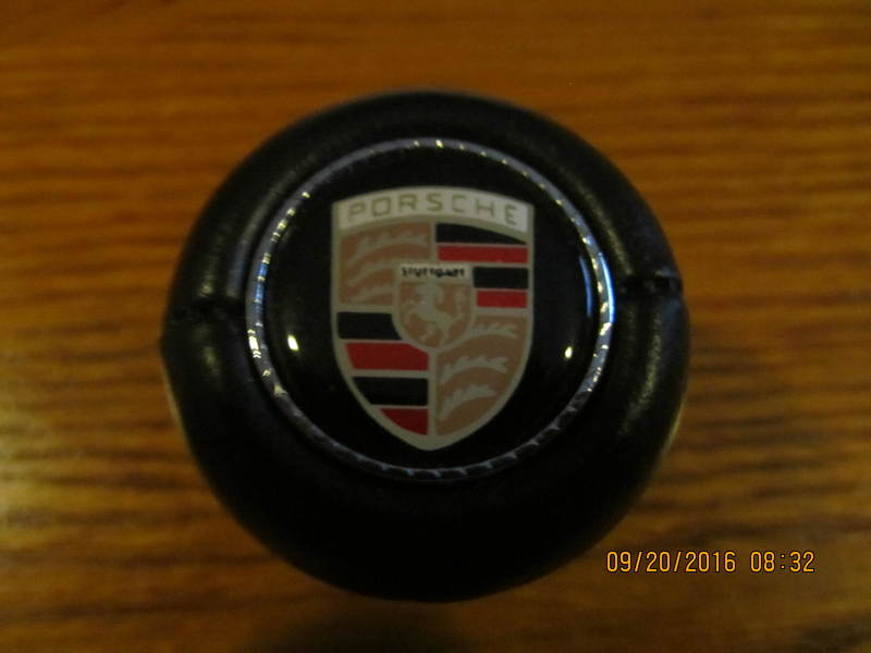 Old Porsche For Sale >> OLD School CREST GEAR SHIFT KNOBS AND 1 901 - Pelican Parts Forums